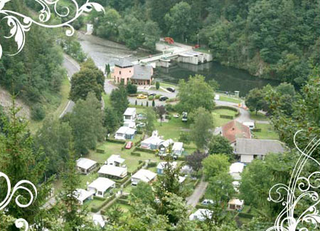 Camping im Aal in Luxembourg